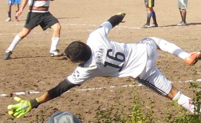 El Güero con paso perfecto / Foto: Cortesía