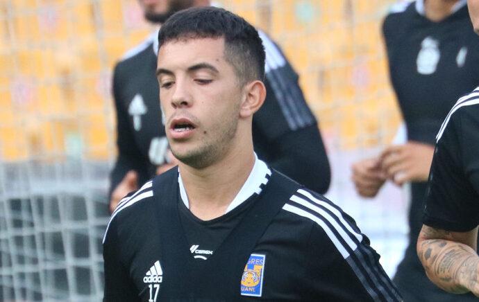 Leo Fernández parece estar cerca de su nivel tras casi año y medio con el club Foto: Club Tigres