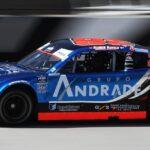 Rubén Rovelo con el objetivo de seguir ganando en NASCAR México / Foto: EPI Press