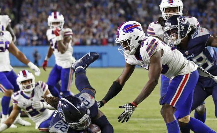 Mermados Titans, listos para continuar repunte tras victoria / Foto: AP Foto/Wade Payne